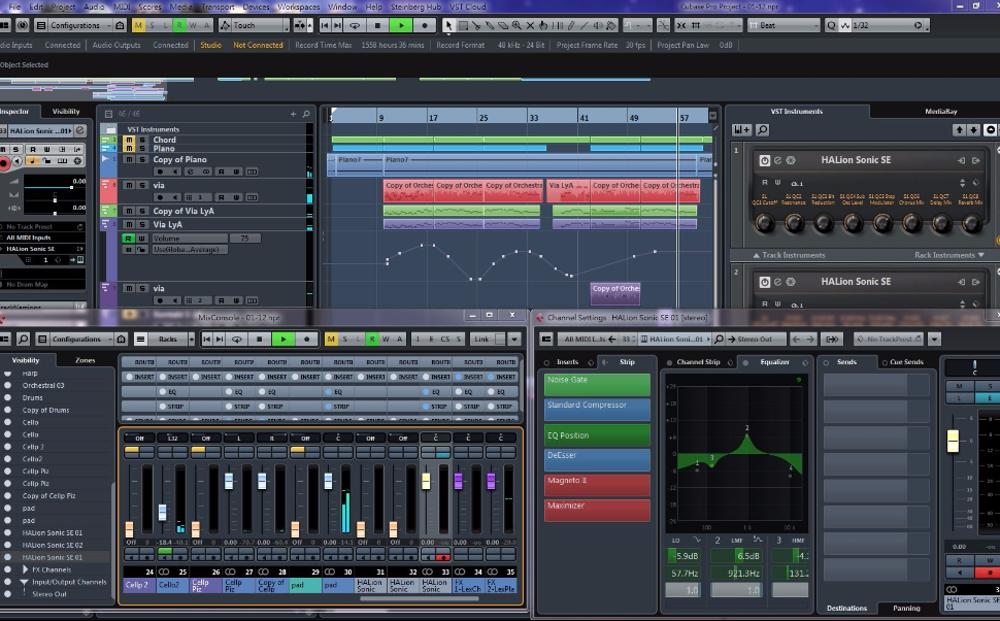 流行歌曲製作秘訣:Cubase 8 編曲軟體應用