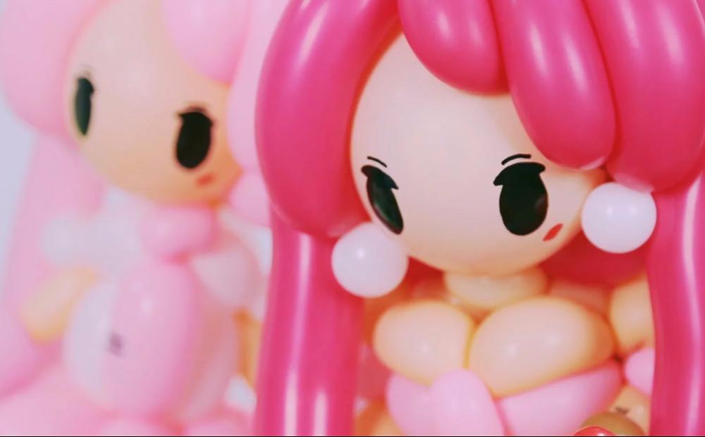 波波的氣球娃娃 - 歌姬初音篇