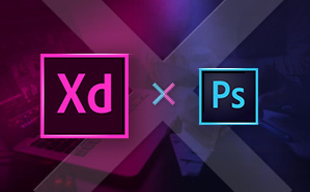 Adobe XD / PS  —  網頁設計 與 UI 教學