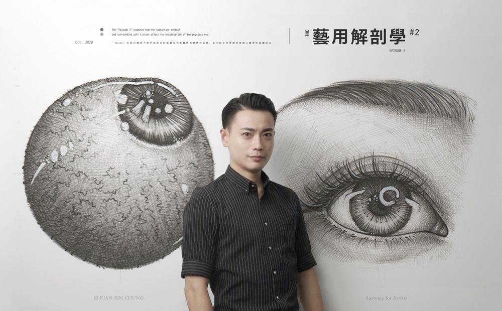 藝用解剖學 2 - 凝望透視之眼 360 度全視野攻略